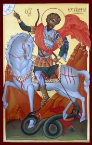Agios Theodoros o Stratilatis
